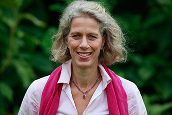 Portrait Helge Elisabeth Gunzelmann